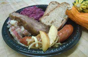 Traditional Oktoberfest Dinner