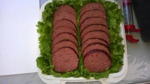 2nd Place Sausage